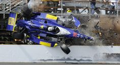 indy 500 | Mike Conway Indy 500 Crash - sm