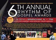 The 6th Annual Rhythm of Gospel Awards