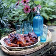 Make an Easy Outdoor Dinner  - Delish.com