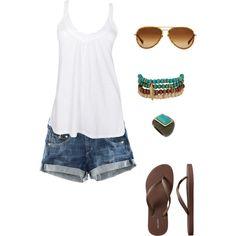 Summer Casual. Love