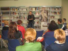 Solasaldia Mikel Alvirarekin / tertulia literaria con el escritor Mikel Alvira