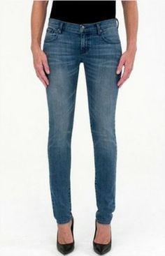 Jeans Armani Exchange Women's Skinny Jean Indigo 5J11NS #Armani Exchange#Jeans
