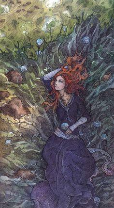 Sansa Stark by rai-mond.deviantart.com on @deviantART