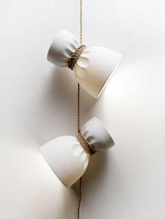 Crease lampe design