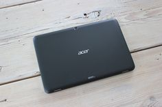 Unboxing of Acer Iconia Tab A700