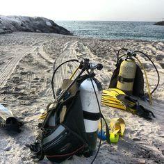 #padi #diving #scuba #beach