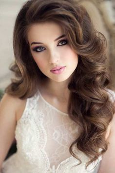 easy wedding hairstyles for long hair