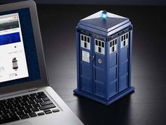 Doctor Who TARDIS and Dalek Bluetooth Speakers