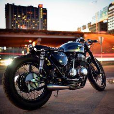 TBT - My 72 CB( #caferaceratx ) photo sesh with @trekot86  . What up doh!? . . Here goes the #hashtagmania !!!!  #cb750 #caferacer #caferacers #caferaceratx #bratstyle #bratbike #vintagehonda #custombuild #honda #motolife #motorbike #motorcycles #ride #atx #austin