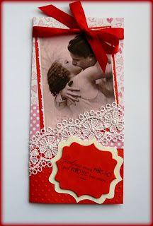 Kartka Walentynkowa