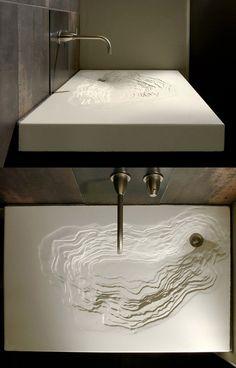 Erosion Sink by Gore Design Co. (http://goredesignco.com/)