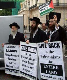 jews demand to free palestine from israel terrorism