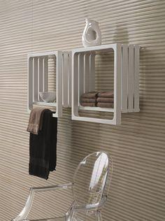 Scaldasalviette a parete MONTECARLO   Scaldasalviette - Tubes Radiatori