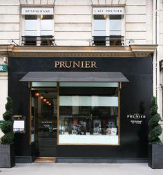Une Halte: Décembre 2016 - Prunier, un luxe Made in France / A Break: December 2016 - Prunier, a luxury Made in France  @plumevoyage  © DR www.prunier.com  #unehalte #abreak #plumevoyage #prunier #maisonprunier #caviar #luxe #luxury #restaurant #gastronomie #gastronomy #ornoir #blackgold #excellence #paris