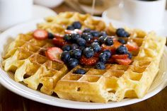 Sunday Brunch: The Greatest Waffle Recipe Ever   Serious Eats : Recipes