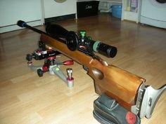 My first Benchrest rifle