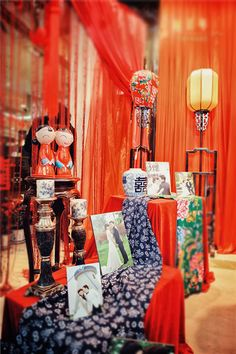 Traditional chinese wedding decor so gorgeous cool asian stuff chinese style wedding chinese red cultureincart junglespirit Choice Image