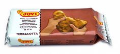 Jovi- Pasta para modelar, Color Terracotta, 1000 g Arts And Crafts Projects, Clay Crafts, Air Dry Modeling Clay, Color Terracota, Clay Ornaments, Air Dry Clay, Terracotta, Craft Supplies, Clays