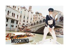 Moschino Fall 2011 Campaign | Irina Kulikova by Juergen Teller