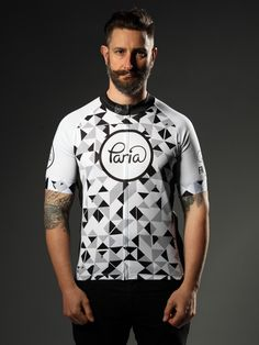 Hexagone One Cycling Jersey - Paria