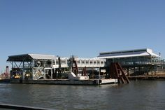 Algiers Point landing - New Orleans