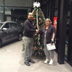 Thank you Leta for coming to Lawrence Kia from Winchester Ks for your 2012 Sportage! - C Pena