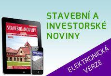 TV stav - Zpravodajský videoserver Stavebních a investorských novin pro oblast stavebnictví a bydlení