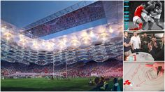 Few architectural typologies are more centered around the human experience than a sporting arena. The design of sports stadiums often feature notable...