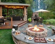 Outdoor Kitchen Suggestions - Granite Countertop Chattanooga