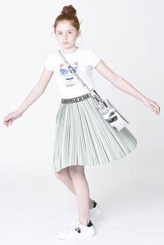 Pleated Skirt, Midi Skirt, Karl Lagerfeld Kids, Skirts For Kids, Kids Online, Kids Girls, Topshop, Tulle, Ballet Skirt