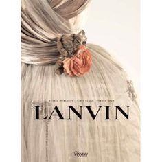 The House of Lanvin evolved from the creative force and remarkable energy of an extraordinary woman, Jeanne Lanvin. Her design career survived fifty-six successful and productive years. Lanvin is the oldest surviving couture house, in near-continuous existence from 1909 through the present day.