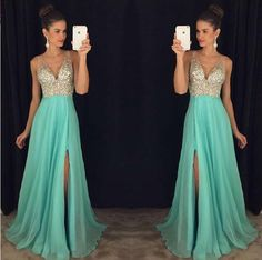 Amazing Prom Dress Prom Dresses Wedding Party Gown Formal Wear · Promfashionworld2016 · Online Store Powered by Storenvy