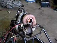 propane powered, single spool
