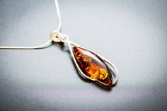 Beautiful Dark Amber Pendant Baltic amber by Baltic Amber Jewelry, Amber Stone, Sparkles, Jewelery, Fashion Accessories, Jewelry Design, Healing, Pendant Necklace, Drop Earrings