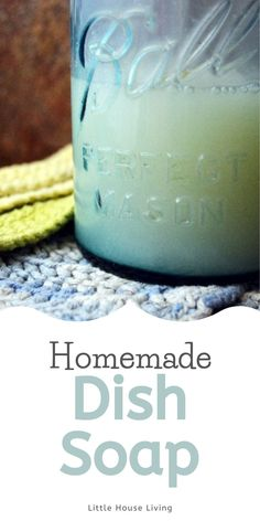 Thought you've made every DIY project out there? How about Homemade Dish Soap? Easy Crafts For Kids, Fun Crafts, Amazing Crafts, Simple Crafts, Do It Yourself Projects, Cool Diy Projects, Make It Yourself, Homemade Dish Soap, Little House Living