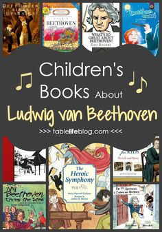 What to Read: Children's Books About Ludwig Van Beethoven Music Activities, Sequencing Activities, Teaching Music, Teaching Tools, Teaching Kids, Music For Kids, Elementary Music, Music Classroom, Children's Literature