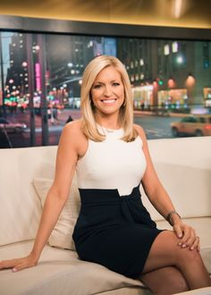 Fox News Host Ainsley Earhardt Wants to Wake up America