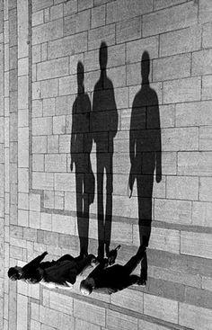 .Abigail ↞ Black | White ↠ Street Photography People, Creative Photography, Digital Photography, Photography Tips, Advanced Photography, Reportage Photography, Walking Tall, Shadow Play, Shadow Art