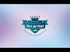 GANA DINERO TÚ SÍ PUEDES: Fort Ad Pays la publicidad que paga, que es y cómo...