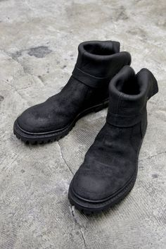7_Julius FW 12/13 Foldable Engineer Boots