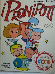 I Pronipoti Hanna Barbera