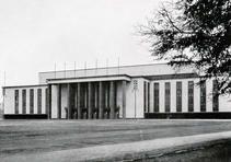 Deutschlandhalle, Jaffestr., 14055 Berlin - Westend (1938)