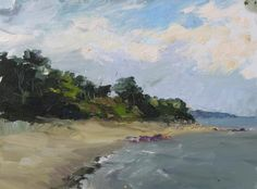 """A series of """"Baltic Etudes"""" Various Artists, Pastel, Fine Art, Pictures, Calm, Wallpapers, Painting, Sea, Photos"""