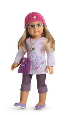American Girl Dolls-Reminds me of my Sista dirl! American Girl Outfits, My American Girl Doll, Ag Doll Clothes, Doll Clothes Patterns, Clothing Patterns, Dress Patterns, Ag Dolls, Girl Dolls, Blythe Dolls