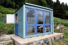 Pallet Shed #Pallets, #Shed, #Summerhouse