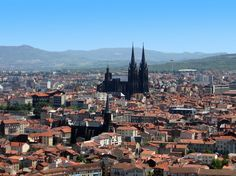 Clermont-Ferrand Cathedral   Atlas Obscura