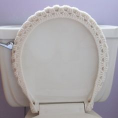 If One Felt So Inclined Free Pattern For A Toilet Seat