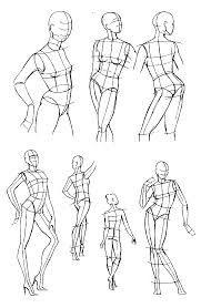 позы рисования человека - Поиск в Google