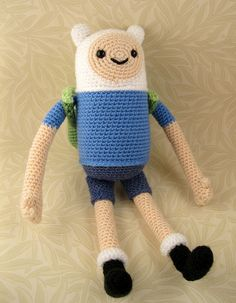 #AdventureTime Finn from Adventure Time (repin!)