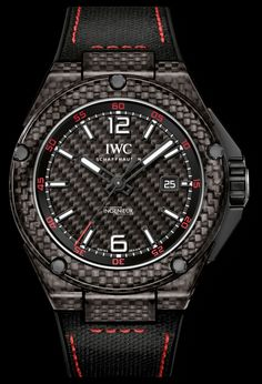 Ingenieur Automatic Carbon Performance watch - Presentwatch.com